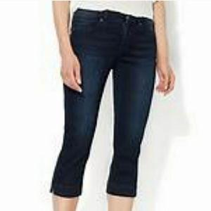 New York & Co Soho Skinny Crop Jeans